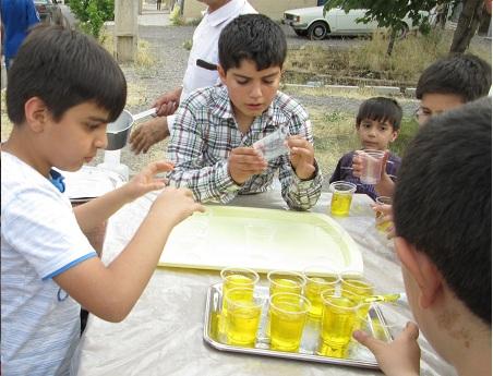 زنجان عکس های نیمه شعبان سال 1394 زیباشهر خیابان شهید شیرازی17 زنجان