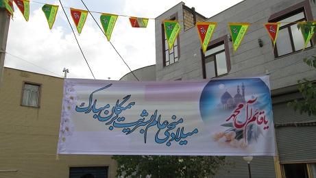 عکس های نیمه شعبان سال 1394 زنجان زیباشهر خیابان شهید شیرازی17