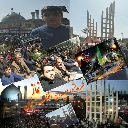 مهمترین پیام. #نماز_ظهر_عاشورا ،. زنده نگه داشتن دین .#اسلام و احیای .#امر_به_معروف و. #نهی_از_منکر است. #امام_حسین (ع)،. خود در بیانی می فرمایند: .#من_عاشق_نمازم. و به همین خاطر در سخت ترین شرایط در میدان جنگ .، دست از محضر پروردگار برنداشتند و. نماز خود را اقامه کردند. #قیام_امام_حسین (ع) .برای این است که برنامه ها و. احکام دین حتی در معرکه جنگ و حتی. در مقابل دشمن هم برقرار باشد.. پس قیام امام حسین (ع) در روز .#دهم_محرم و .#اقامه_نماز او در این روز می رساند که. #جهاد، جنگ و #اسارت و. بیچارگی هایی که امام حسین(ع) .و یاران با وفایش متحمل شده اند، همه برای حفظ دین بوده است. چگونه میتوان عزادار و .سوگوار واقعى امام بود ولی .#نماز را كه امام به خاطر آن قيام كرد،. مهم نشمرد و چگونه ممكن است كسى براى امام عزادارى كند و خود را علاقهمند به او بداند در حاليكه حافظ نماز خود نباشد و آن را سبك بشمارد. بدون شك اقامه نماز ظهر عاشورا توسط امام حسين(ع) در حساسترين و. بحرانیترين لحظات زندگیشان، حكايت از .اهميت و توجه به فريضه نماز دارد، .چرا كه انگيزه و هدفی كه باعث اقامه اين نماز شد محور قيام ايشان را شكل میدهد. پيام نماز امام در ظهر عاشورا به اين معناست. كه هيچ عاملی نمیتواند مانع اقامه نماز شود،. حتی بزرگترين واقعه و حادثه زندگى نبايد موجب فاصله افتادن .نماز از وقتش شود. نماز ظهر عاشورا امام حسین .چند رکعت است امام حسین(ع) ظهر عاشورا در میدان جنگ نماز خواندند،. نمازی که در اصطلاح فقه اسلامی «نماز خوف» نامیده میشود،. #نماز_خوف مثل نماز مسافر .دو رکعت است نه چهار رکعت. یعنی انسان اگر در وطن هم باشد باز باید دو رکعت بخواند برای این. که مجال نیست و آنجا باید مخفف خواند. چون اگر همه به نماز بایستند وضع دفاعیشان به هم میخورد، سربازان موظف هستند در حال نماز،. نیمی در مقابل دشمن بایستند و نیمی به امام جماعت اقتدا کنند.. امام جماعت یک رکعت را که خواند صبر میکند. تا آنها رکعت دیگرشان را بخوانند. بعد آنها میروند پست را .از رفقای خودشان میگیرند. در حالی که امام همین طور منتظر نشسته یا ایستاده است.. سربازان دیگر میآیند و نماز خودشان را با. رکعت دوم امام میخوانند. #.#نماز_ظهر_عاشورا_زنجان  #نماز_ظهر_عاشورا_سراسر_استان_زنجان. #نماز_ظهر_عاشورا_میدان_انقلاب_زنجان .#اقامه_نماز_ظهر_عاشورا .#عاشور